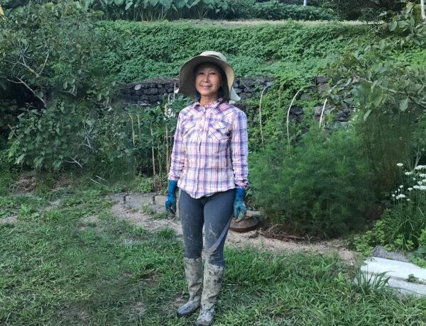 有機農法での畑・土作りを見てきました!その①