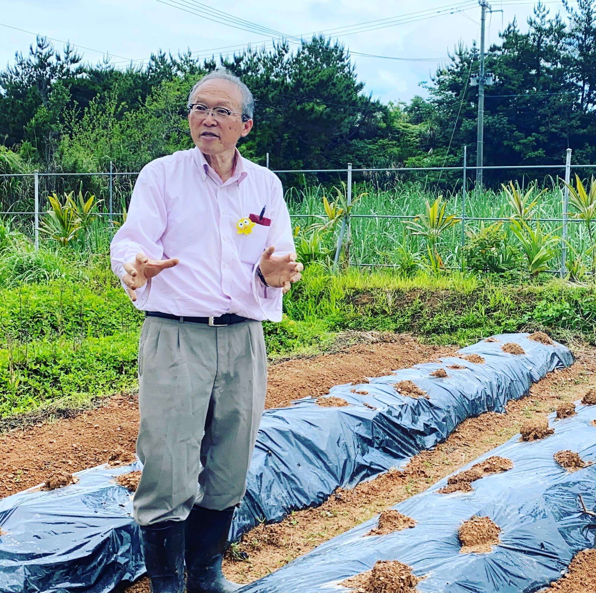 吉田俊道先生